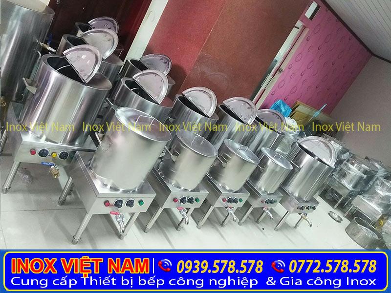 Nồi nấu phở Inox Việt Nam