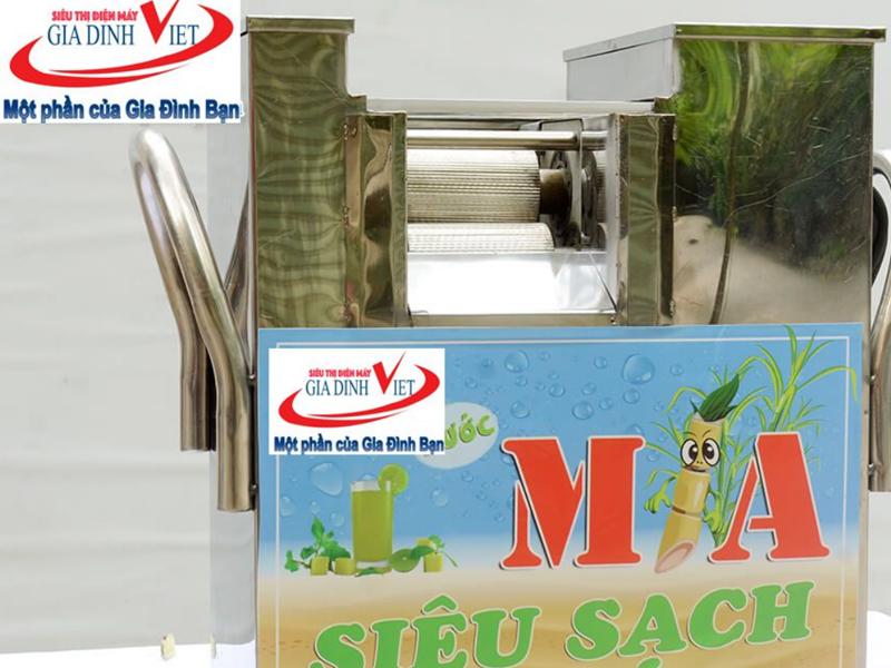 Top 5 cơ sở bán máy ép nước mía được ưa chuộng nhất