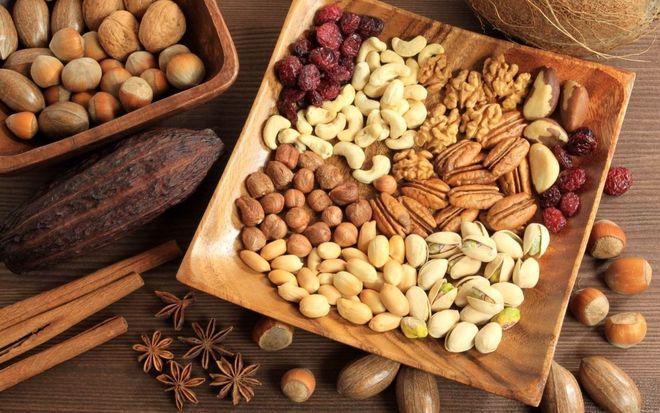 ngũ cốc giảm cân