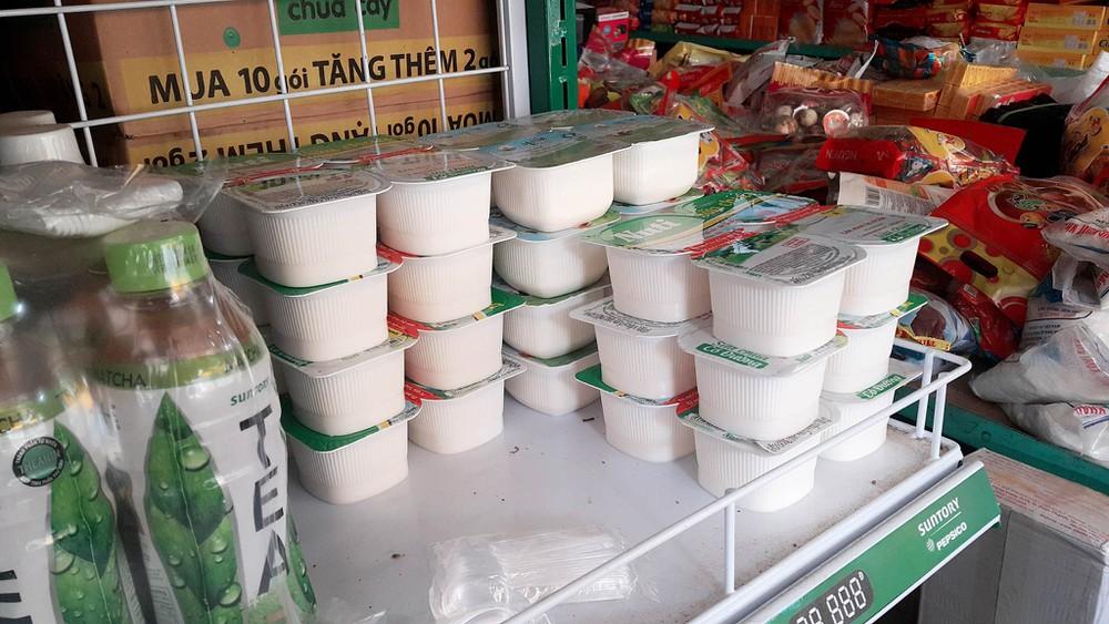 bảo quản sữa chua