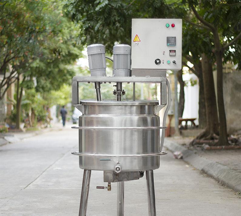 Top 5 cơ sở cung cấp nồi nấu có cánh khuấy chất lượng tốt nhất hiện nay