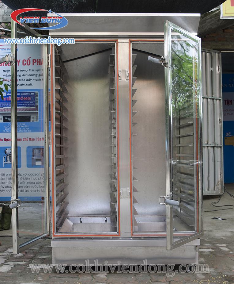 tủ ủ bột Viễn Đông
