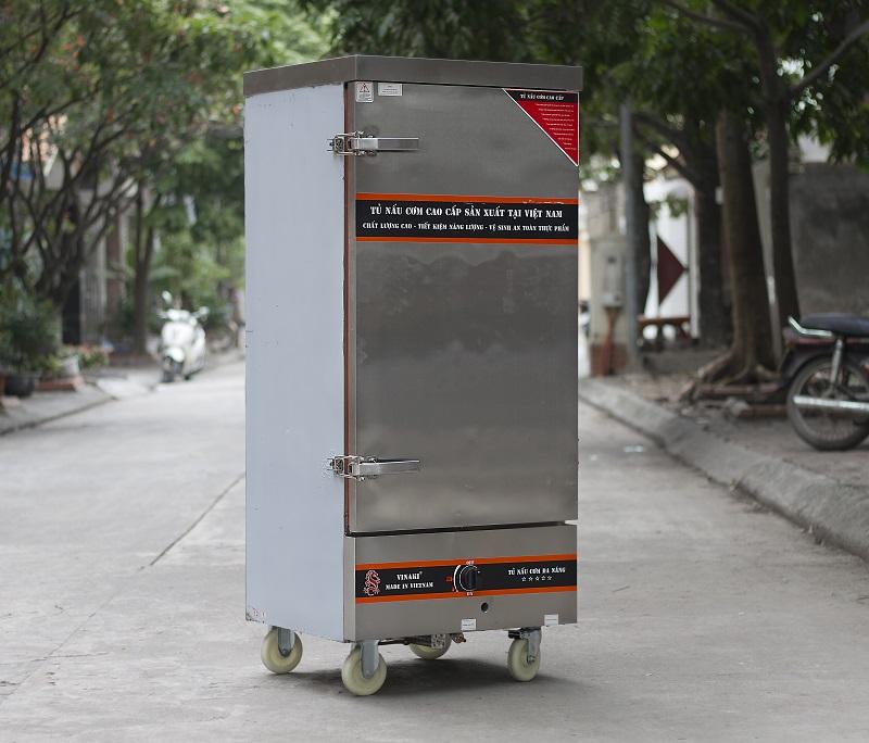 tủ hấp bánh bao Việt Nam