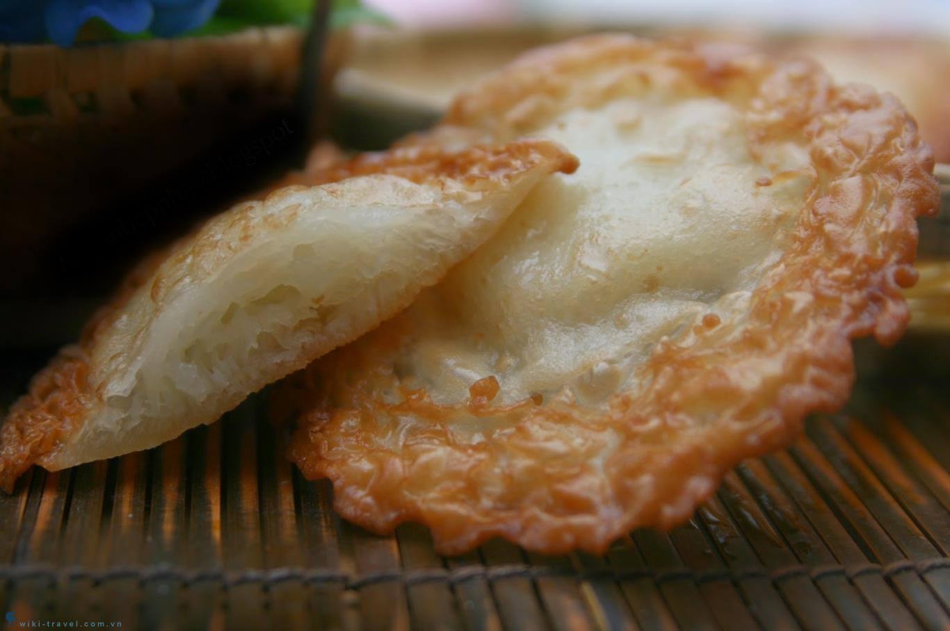 Bánh tai yến - Món ăn vặt dễ làm bán cho học sinh