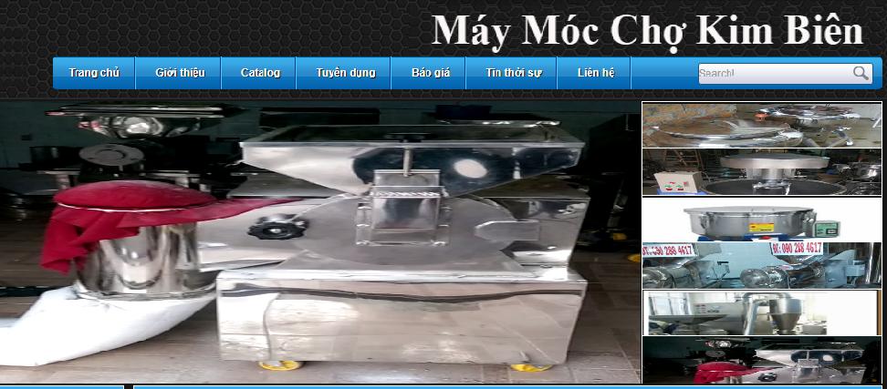 máy nghiền bột khô siêu mịn máy móc Kim Biên