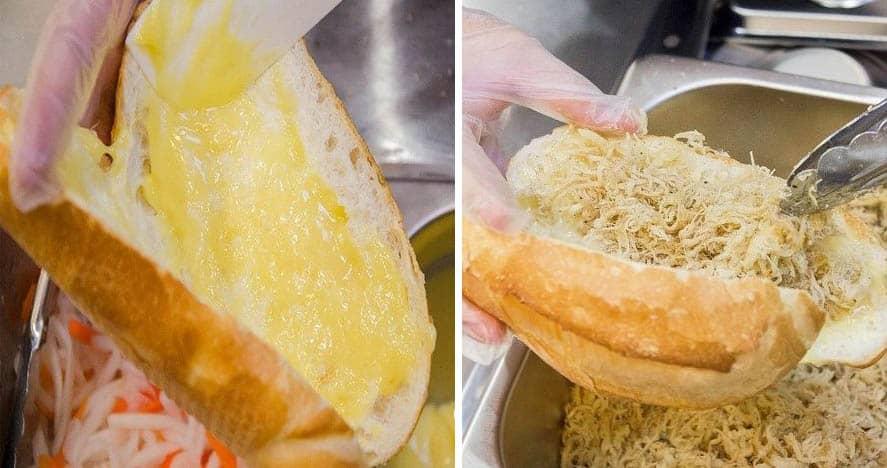 bánh mì nhân ngãi