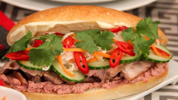 bánh mì Huỳnh Hoa