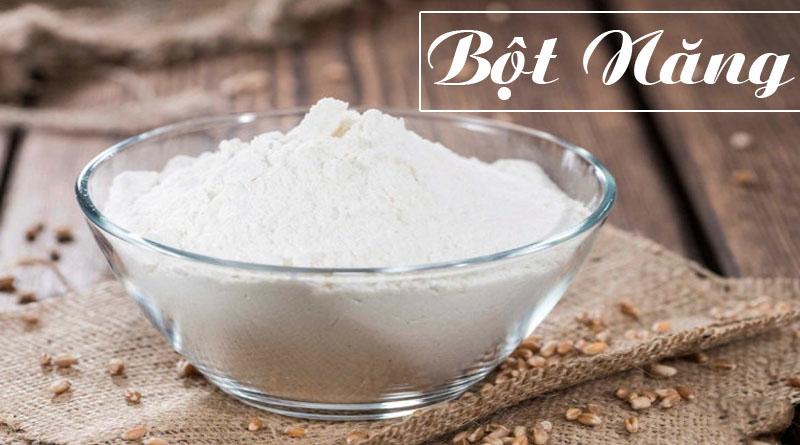 Bánh bột lọc làm từ bột gì