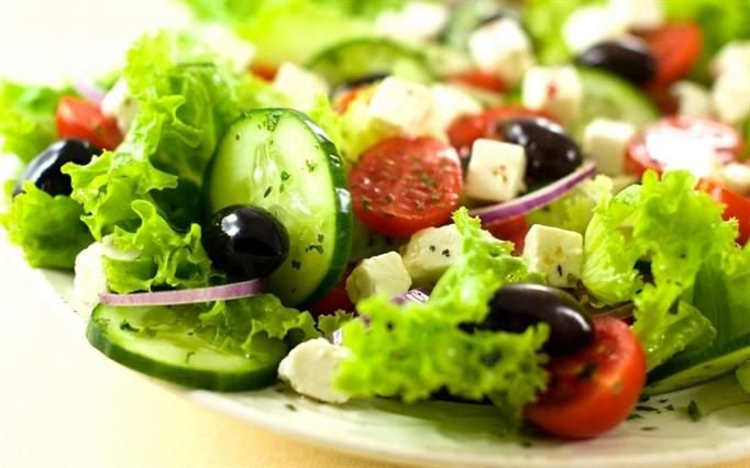 cách làm salad củ quả