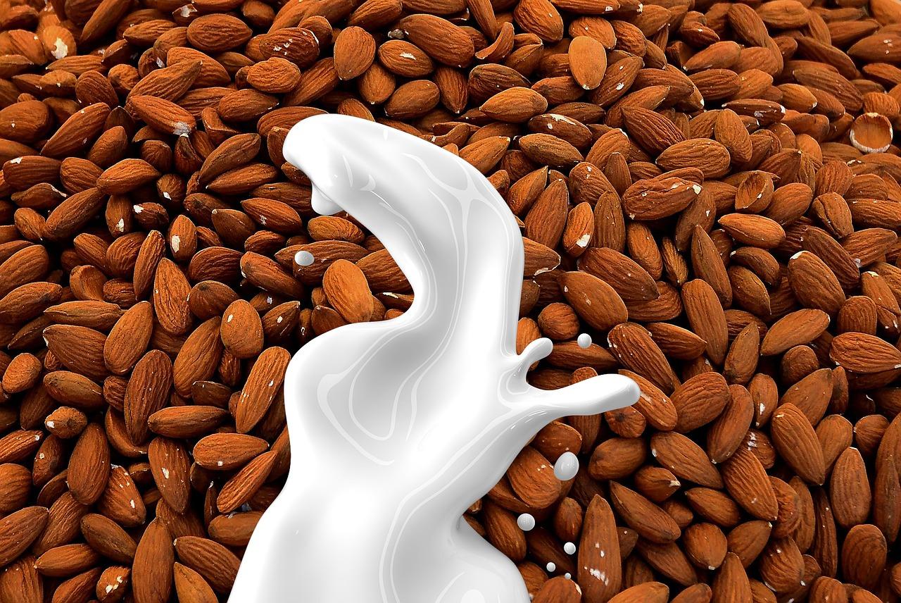 công dụng của sữa thực vật