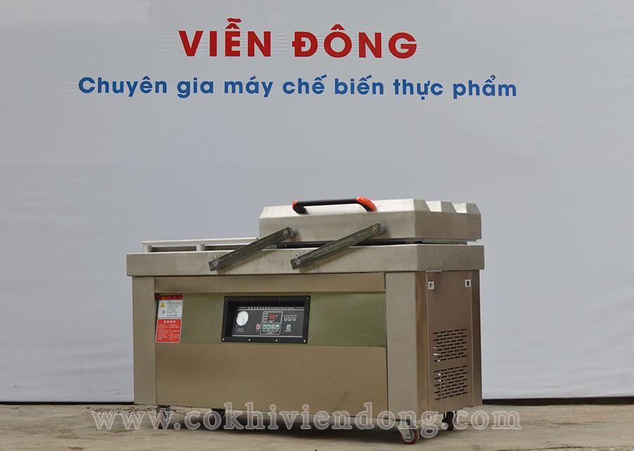máy hút chân không công nghiệp 2 buồng Viễn Đông