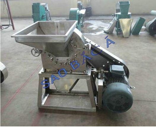 máy ngiền bột khô siêu mịn Sao Bắc Á- 1