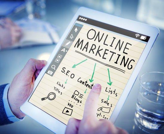markeitng online