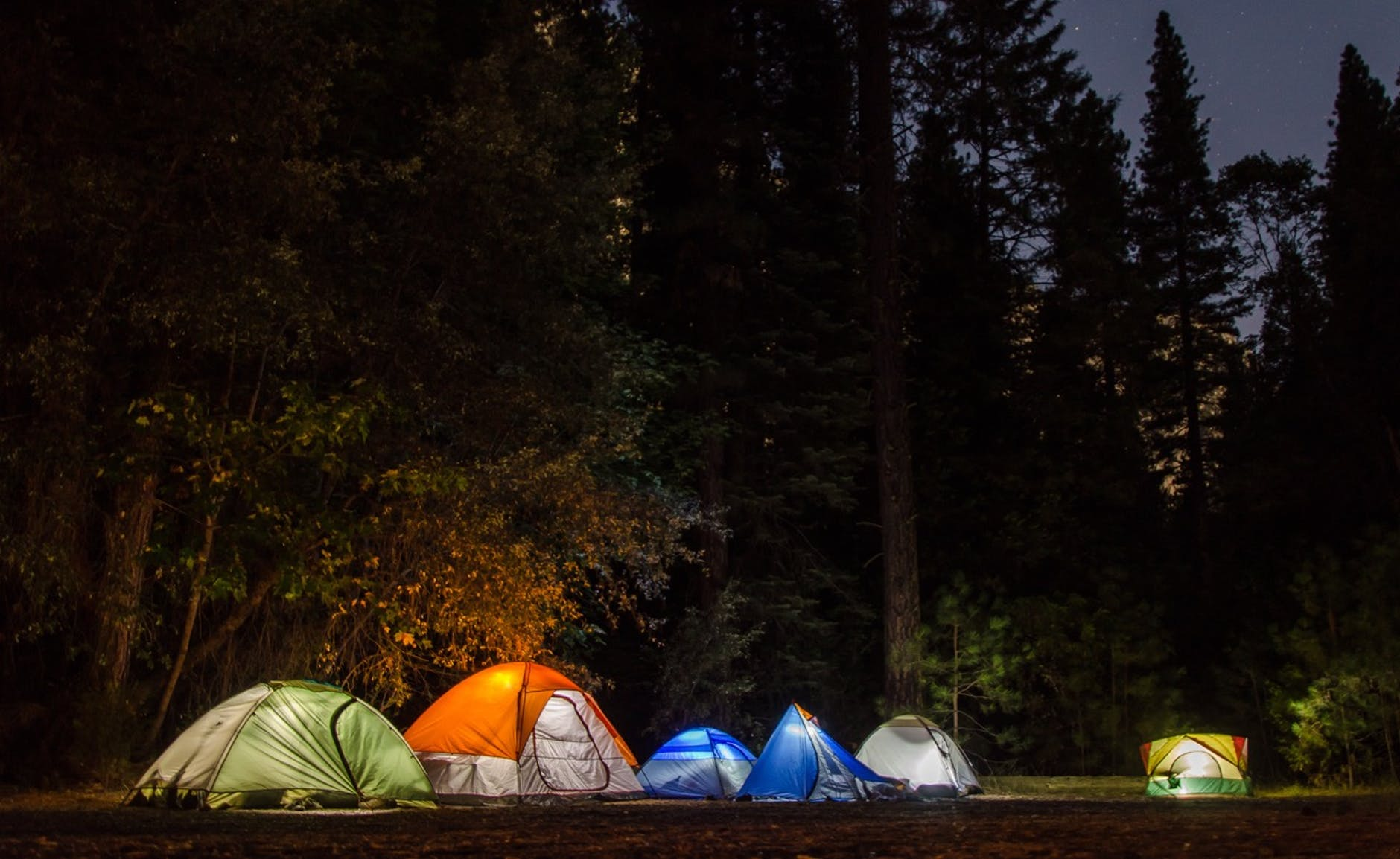 Hướng dẫn cho bạn cách đi cắm trại qua đêm an toàn