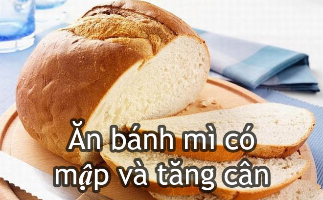 1 ổ bánh mì bao nhiêu calo