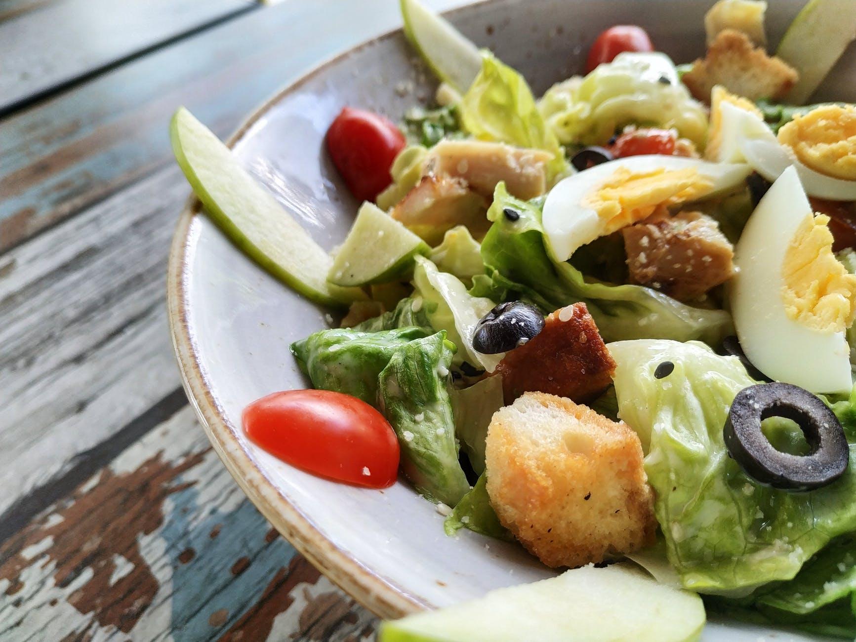 salad ức gà giảm cân6