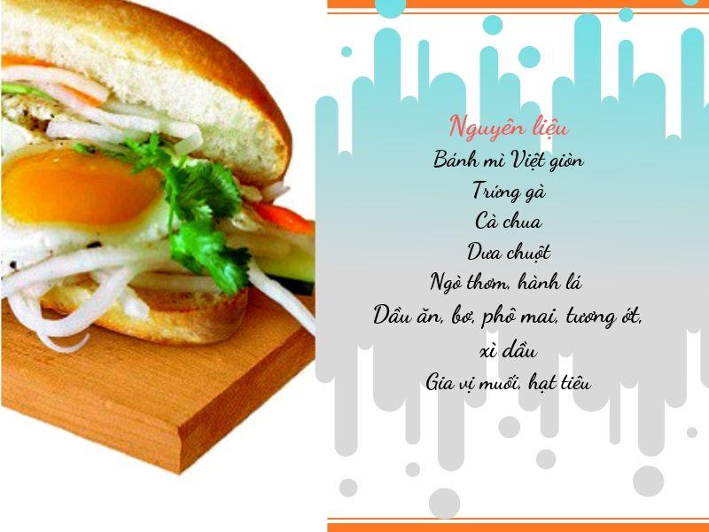 Bánh mì Việt