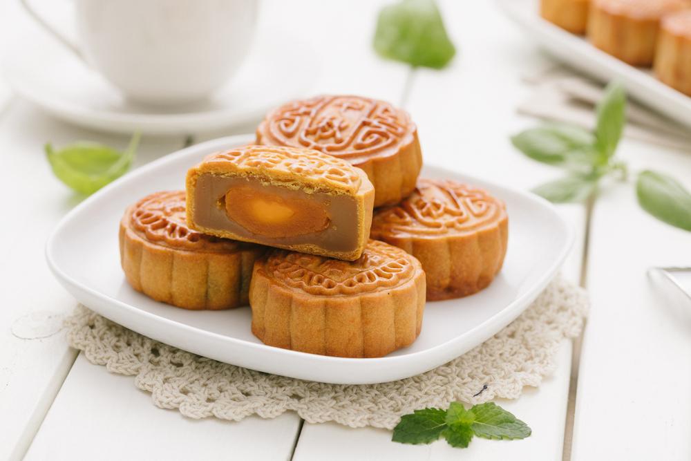 Bánh Trung thu ngon Hà Nội