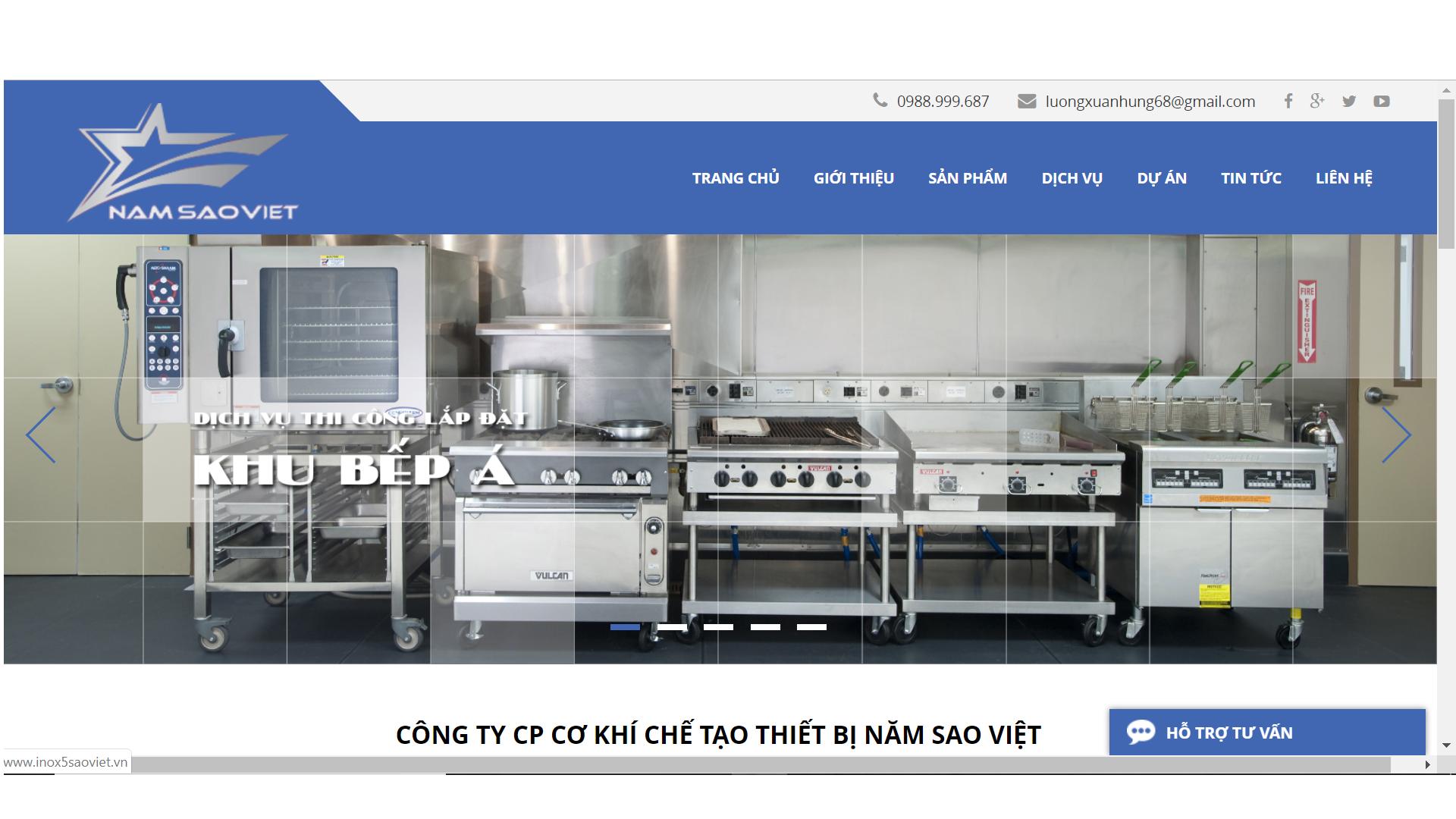 Công ty Năm Sao Việt