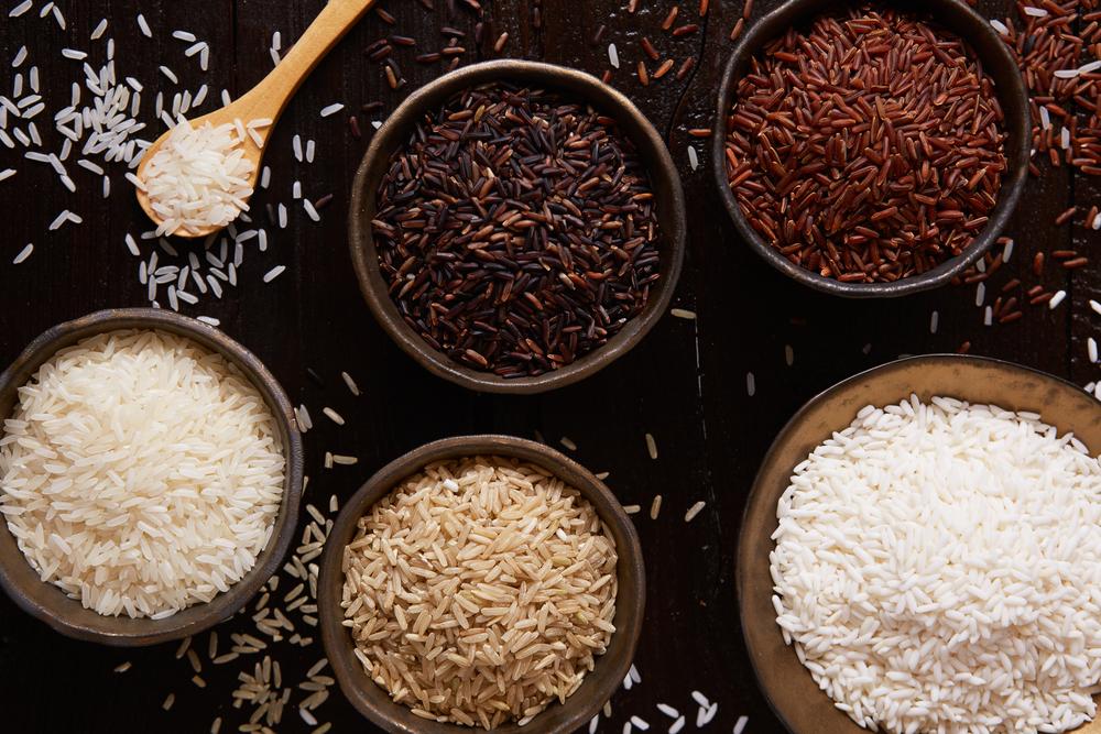gạo lứt có phải là nếp cẩm