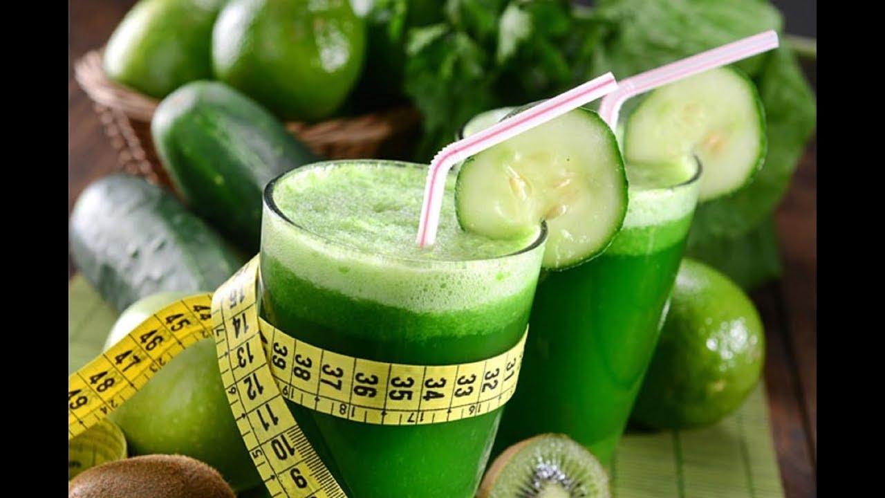 Cách nấu nước giảm cân