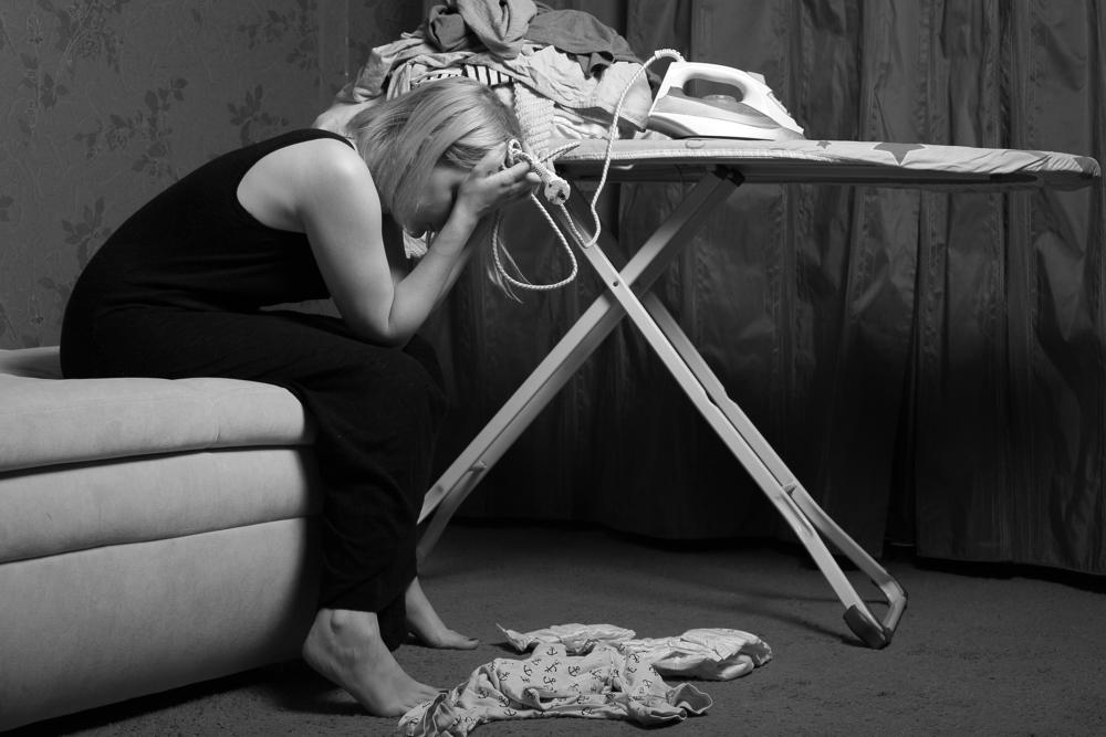 hạn chế căng thẳng sau sinh
