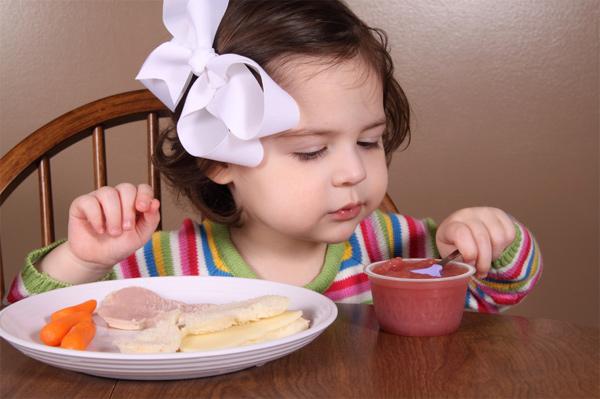 các món ăn cho bé 2 tuổi