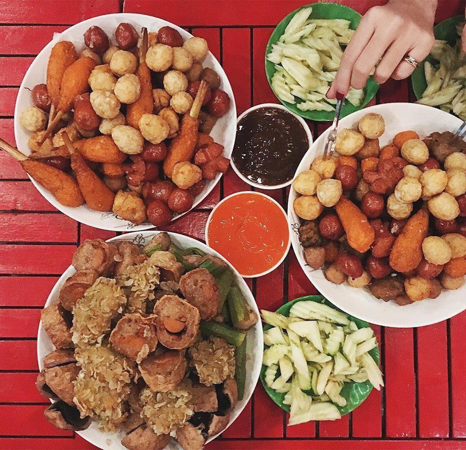 Các món ăn vặt dễ làm để bán mùa hè