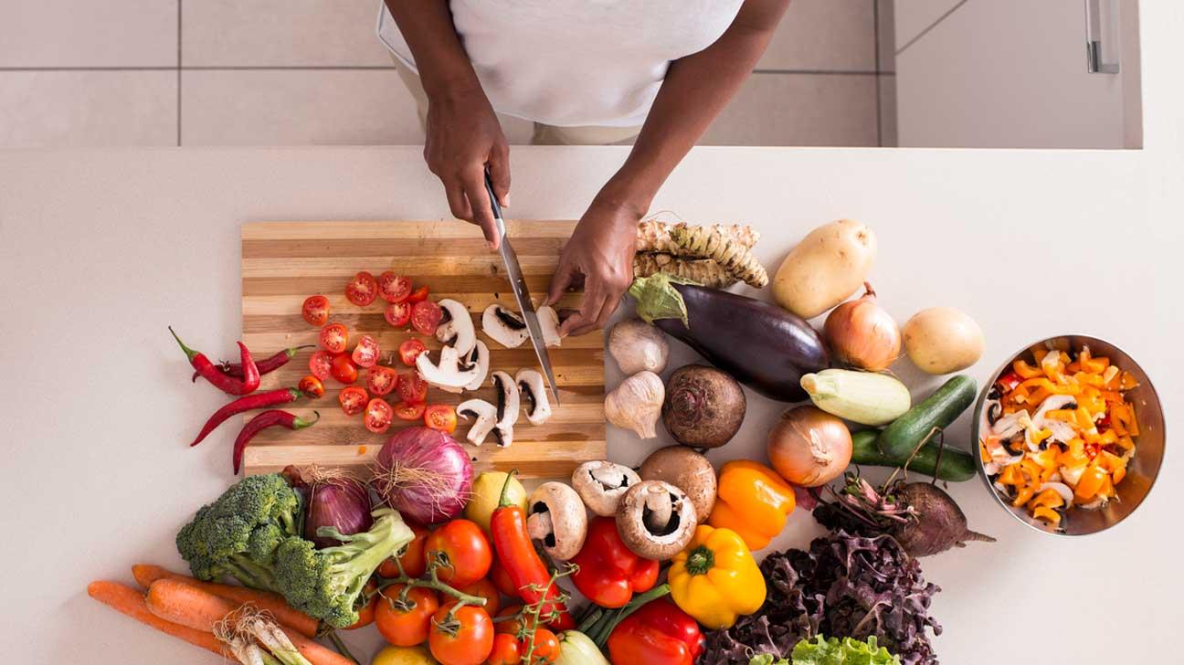 ăn chay bảo vệ môi trường