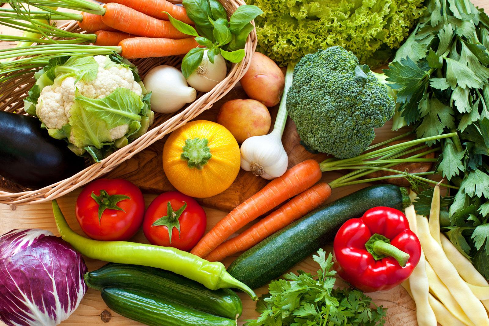 ăn rau nhiều có giảm cân không