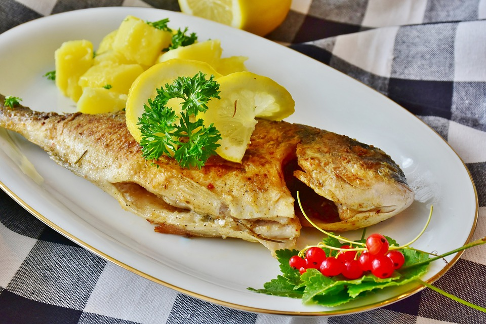 Cách pha nước chấm cá rán