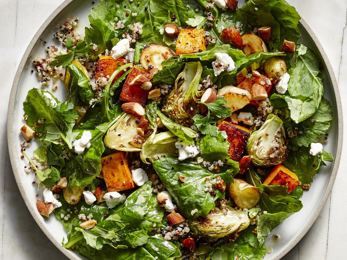 Bữa tối nên ăn gì để giảm cân 12