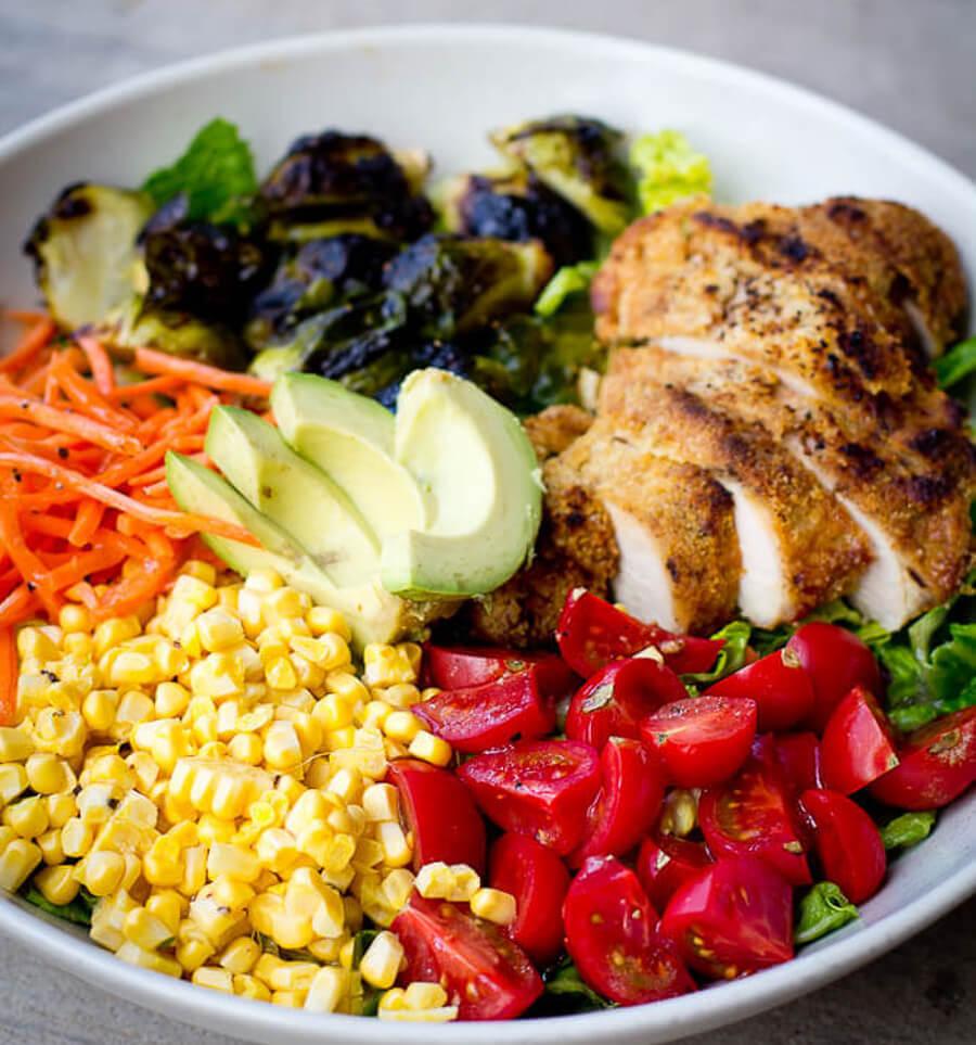 bữa tối nên ăn gì để giảm cân7