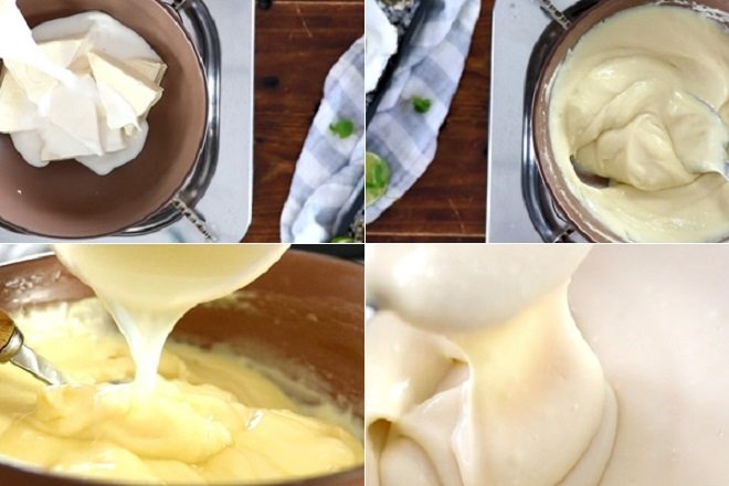 Cách làm hàu nướng phô mai mozzarella