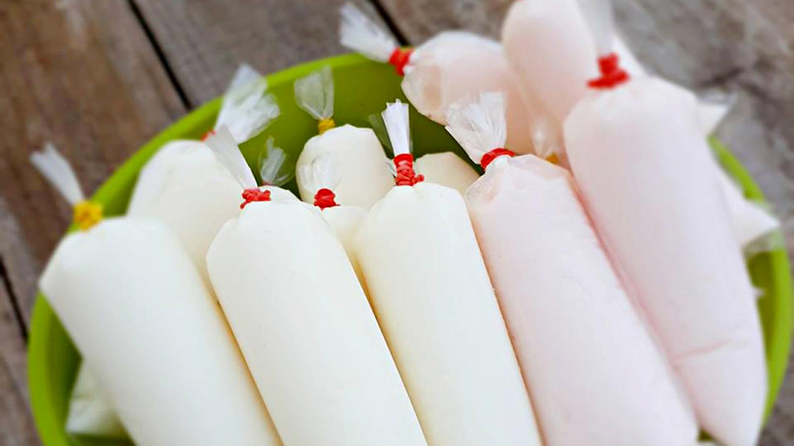 Cách làm kem yaourt đơn giản tại nhà