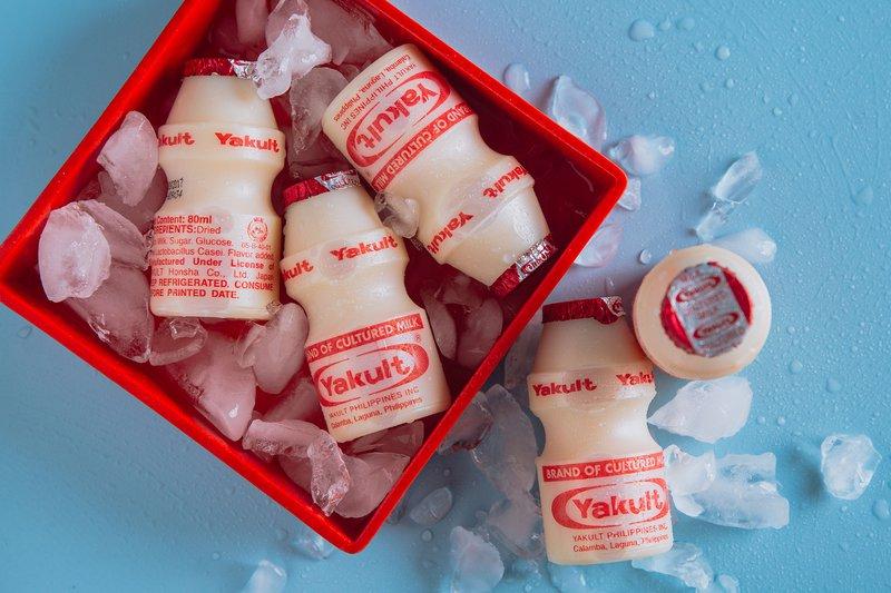 Sữa chua yakult giúp bé nâng cao sức đề kháng hiệu quả