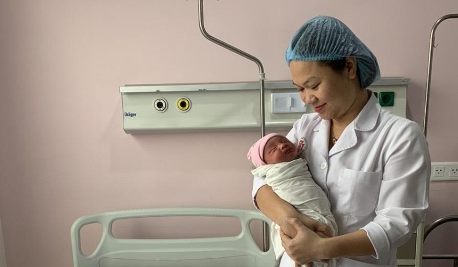 Tổ chức y tế Thế giới cho biết sữa mẹ rất quan trọng