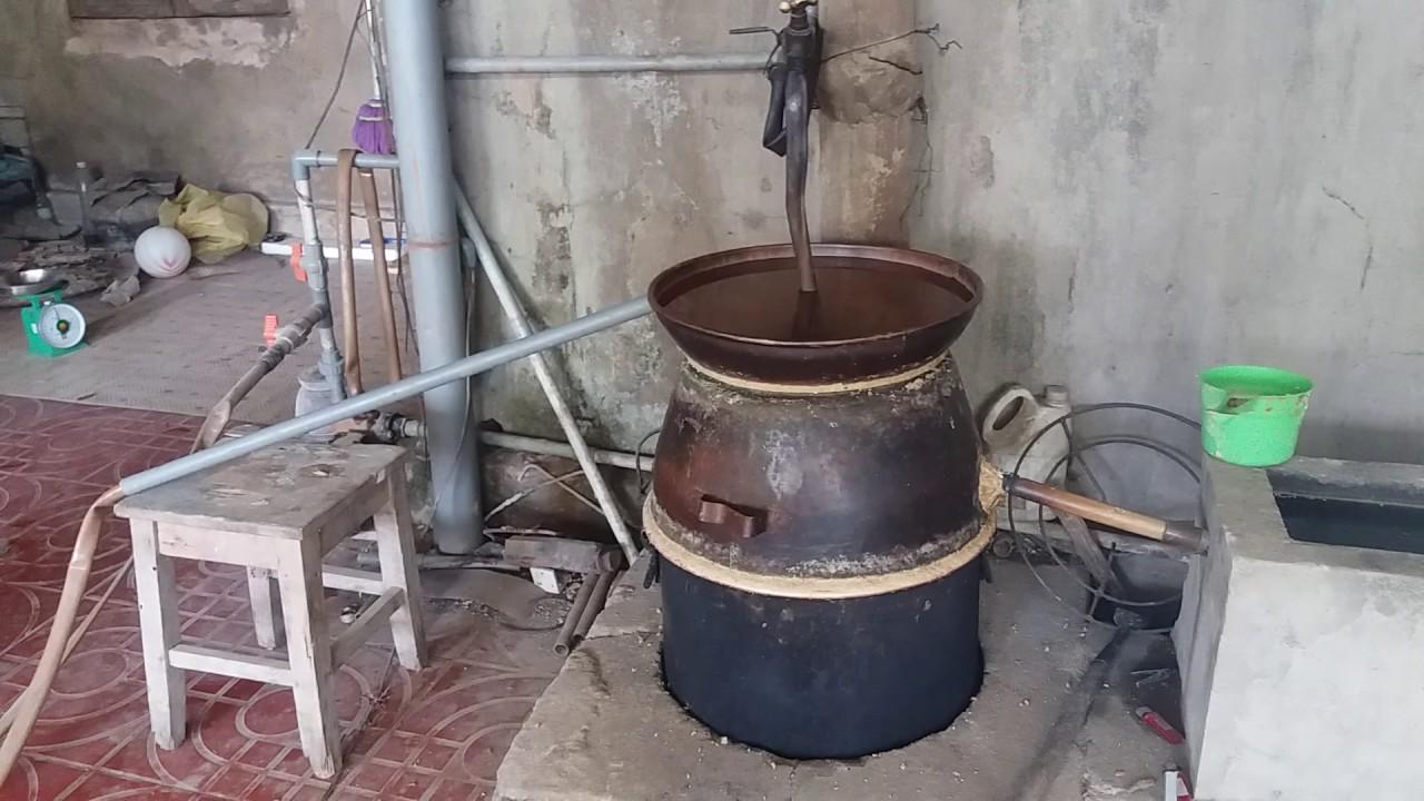 Nồi nấu rượu