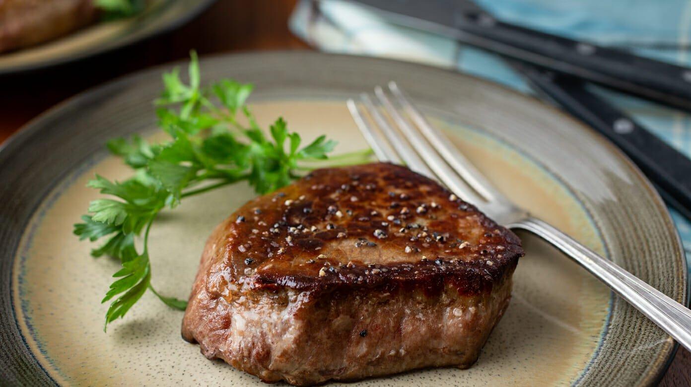 cách nướng thịt bò bằng nồi chiên không dầu
