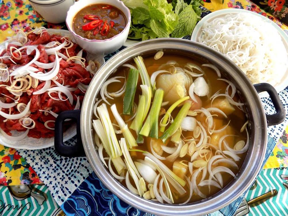 Hay ăn hay làm với cách làm thịt bò nhúng dấm từ tapchinhabep.net