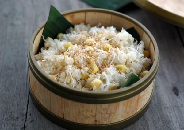 Cách ngâm gạo nếp sao cho chuẩn thời gian