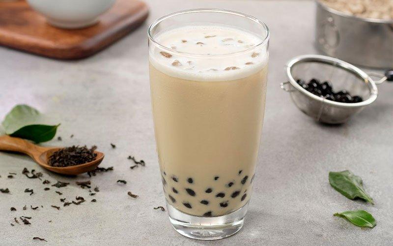Hoàn thành công thức nấu trà sữa trân châu